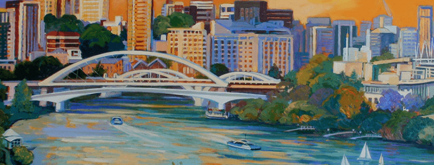 The Great River, Brisbane