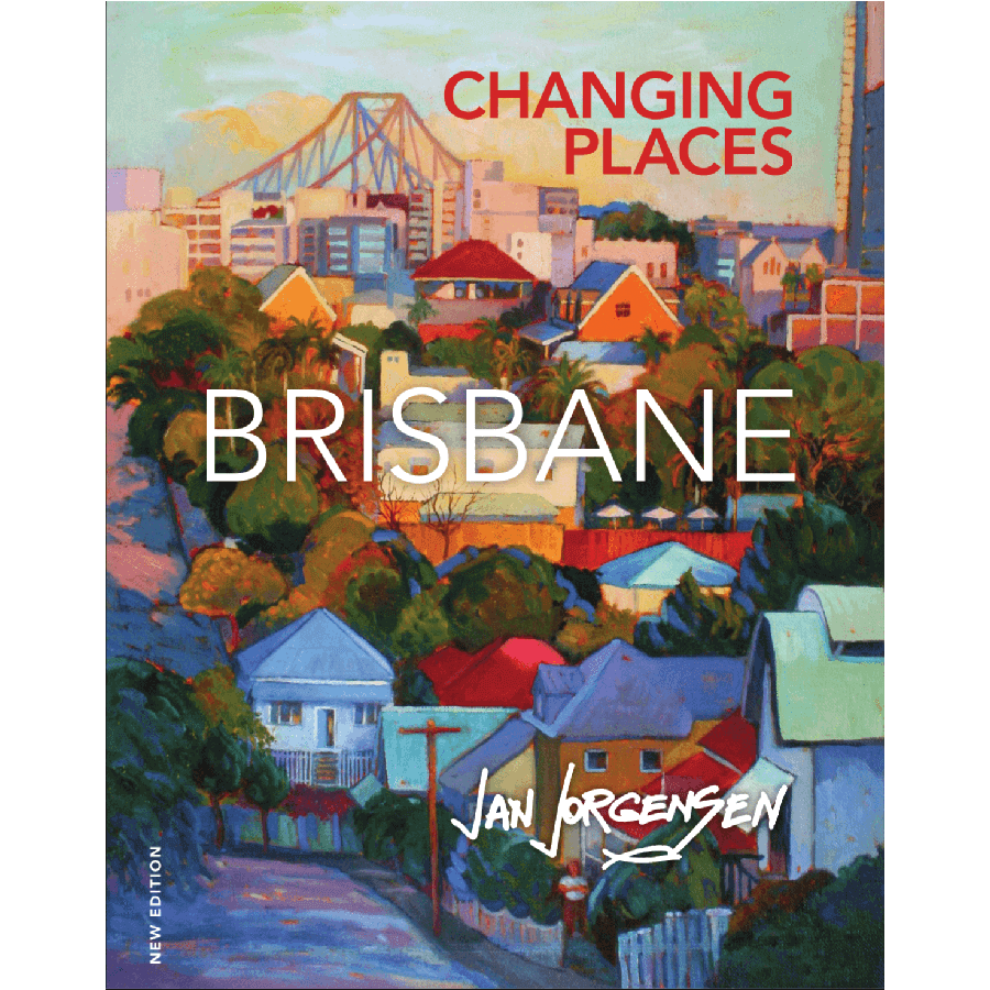 Changing Places Brisbane book