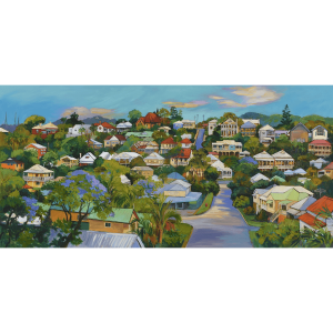 Possum Country, Paddington 40x80cm